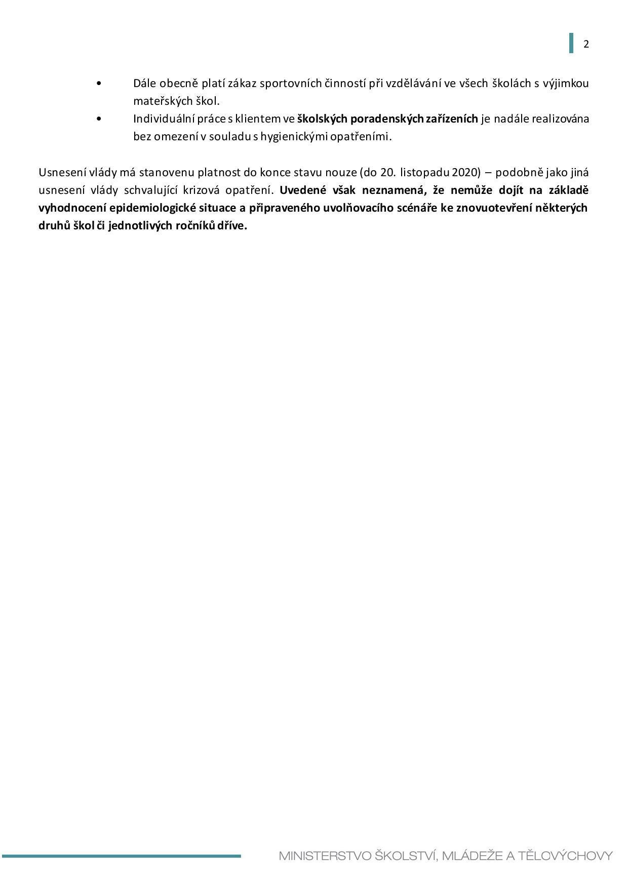 Usnesení vlády